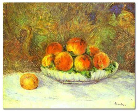 renoir peach